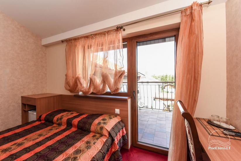 Kambariai ir liuksai viloje REGINA ant upės kranto netoli jūros - 47