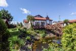 Kambariai ir liuksai poilsiui viloje Regina ant Šventosios upės kranto netoli jūros - 8