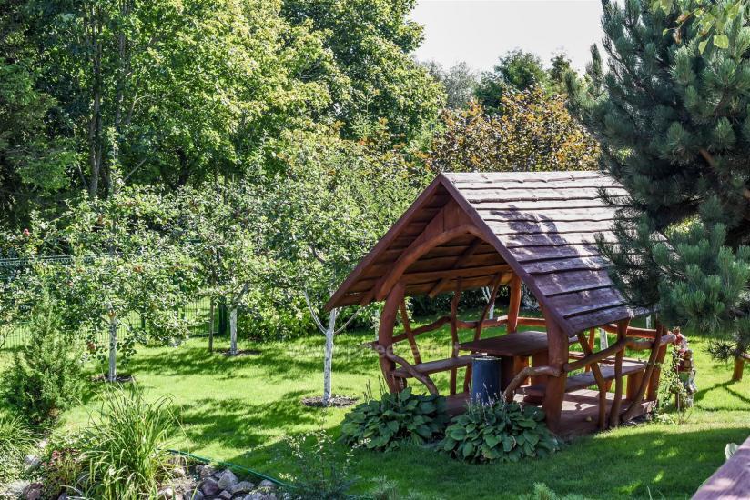 Kambariai ir liuksai viloje REGINA ant upės kranto netoli jūros - 14