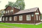 Svečių namai Vila Evelina Druskininkų centre:nemokamai sauna,dviračiai