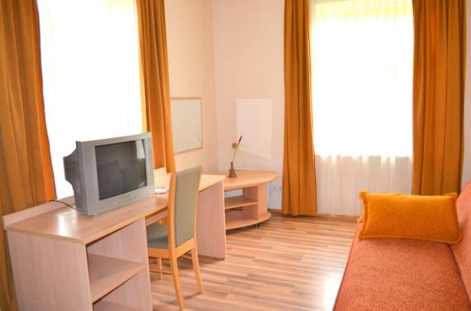 Svečių namai Vila Evelina Druskininkų centre:nemokamai sauna,dviračiai - 8