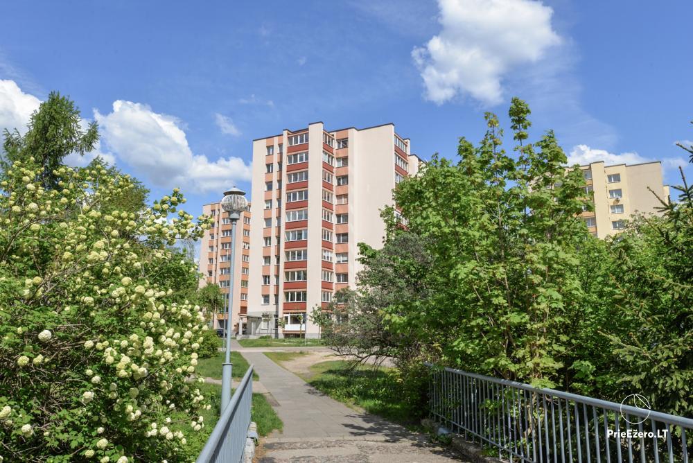 Apartamentų Ratnyčėlė Druskininkuose nuoma - 16