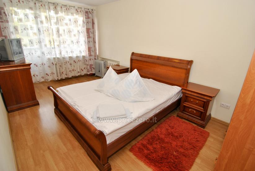 Nebrangi patogių kambarių ir apartamentų nuoma Druskininkų centre Eltika - 1