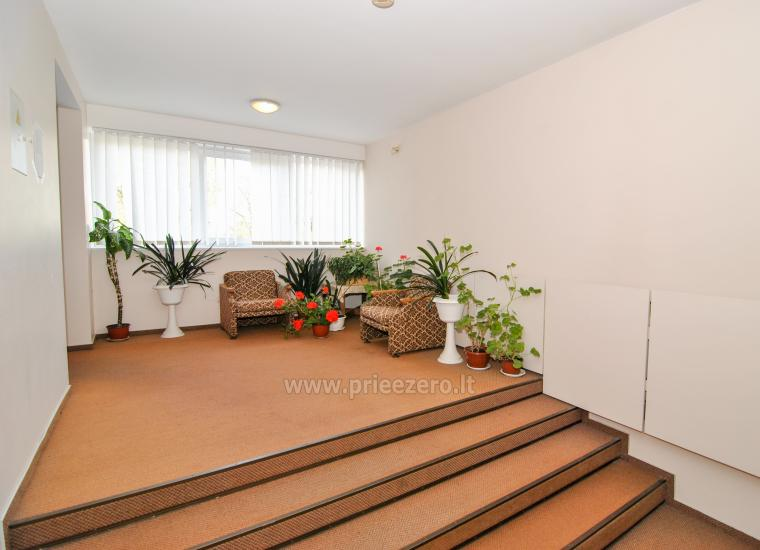Nebrangi patogių kambarių ir apartamentų nuoma Druskininkų centre Eltika - 8
