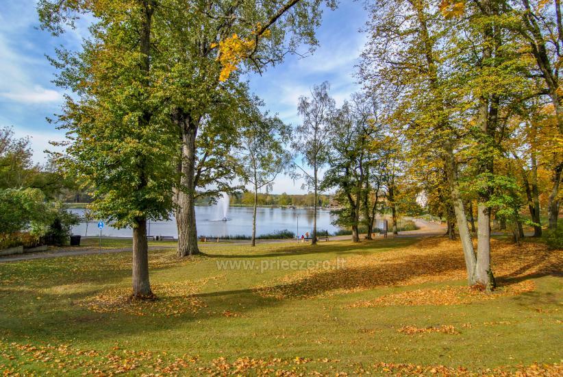 Nebrangūs kambariai ir apartamentai ELTIKA Druskininkų centre, prie Druskonio ežero - 2