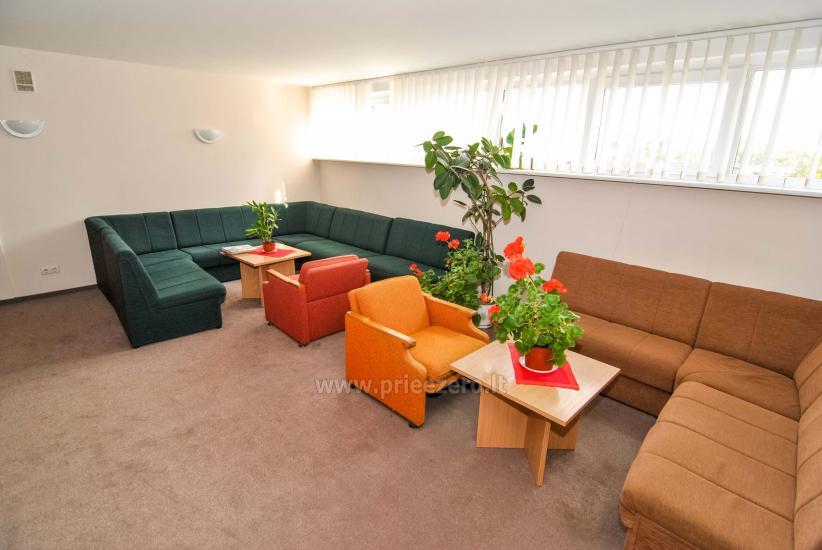 Nebrangi patogių kambarių ir apartamentų nuoma Druskininkų centre Eltika - 11