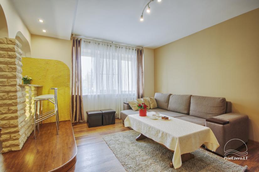 Oksanos apartamentai miesto centre 2 kamb. su atskiru įėjimu - 1