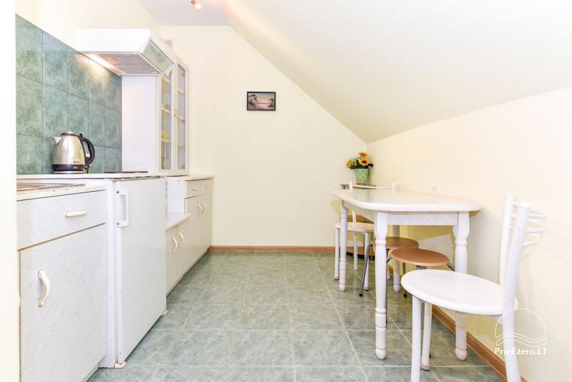 Dviejų kambarių butas Druskininkų centre su vaizdu į Druskonio ežerą - 9