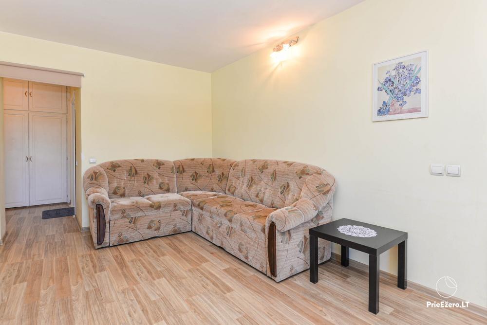 Dviejų kambarių butas Druskininkų centre su vaizdu į Druskonio ežerą - 5