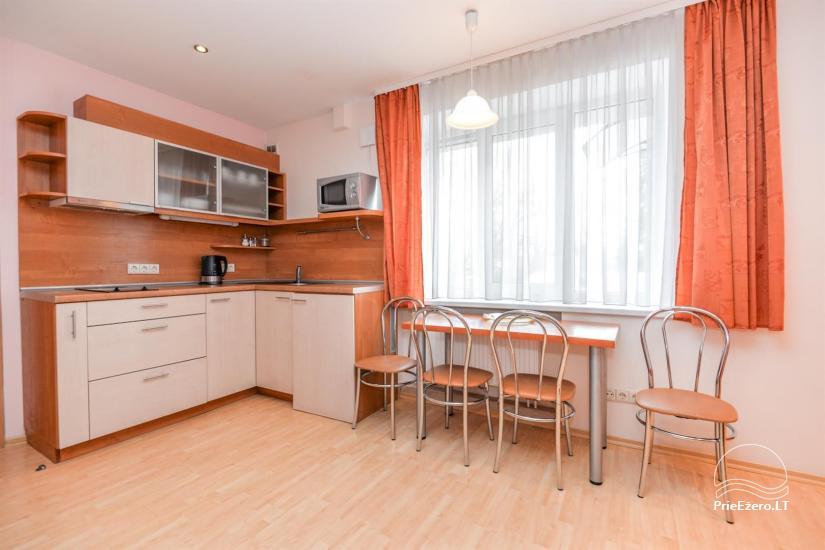 Žalio ir Raudono butų nuoma  Druskininkų centre su atskirais įėjimais iš kiemo, netoli Druskonio ežero - 10