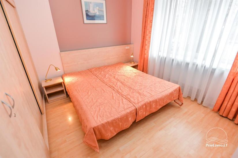 Žalio ir Raudono butų nuoma  Druskininkų centre su atskirais įėjimais iš kiemo, netoli Druskonio ežero - 11