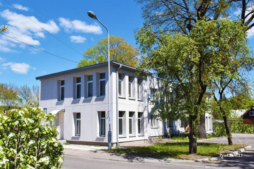 Žalias butas pačiame Druskininkų centre netoli Druskonio ežero - 12