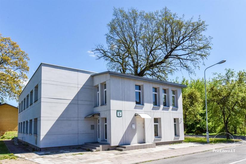 Žalias butas pačiame Druskininkų centre netoli Druskonio ežero - 13