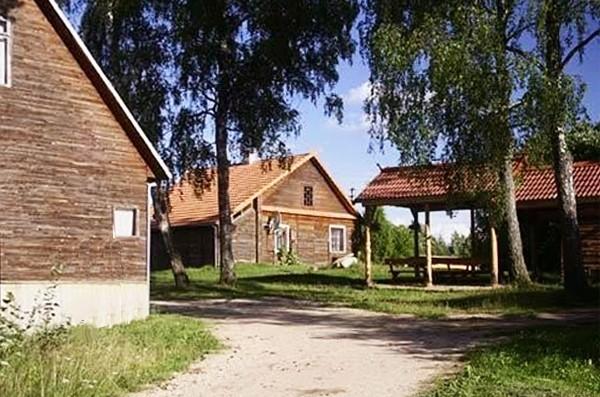 Ramus poilsis vienkiemyje prie giliausio Lietuvos ežero Jono sodyba - 1