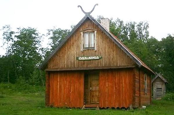 Ramus poilsis vienkiemyje prie giliausio Lietuvos ežero Jono sodyba - 3