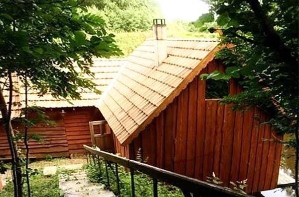 Ramus poilsis vienkiemyje prie giliausio Lietuvos ežero Jono sodyba - 9