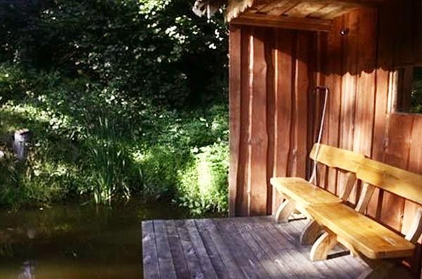 Ramus poilsis vienkiemyje prie giliausio Lietuvos ežero Jono sodyba - 10