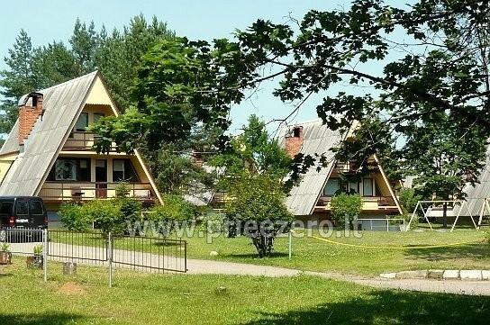 RŪTA - poilsio bazė prie Bebrusų ežero Molėtų rajone - 1