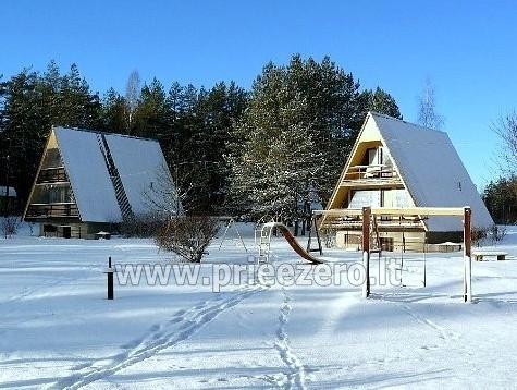 RŪTA - poilsio bazė prie Bebrusų ežero Molėtų rajone - 3