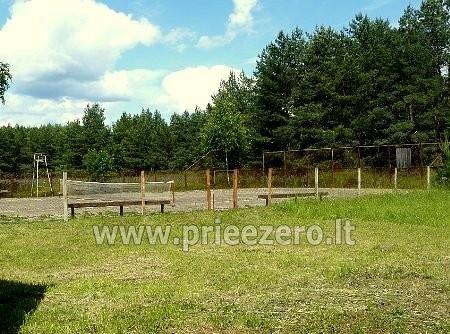 RŪTA - poilsio bazė prie Bebrusų ežero Molėtų rajone - 17