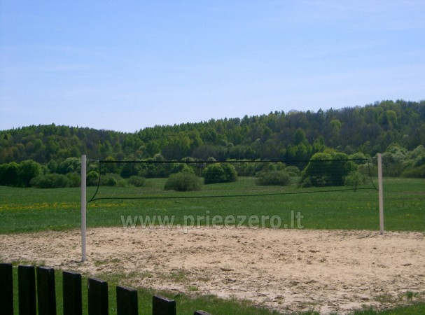Baublių sodyba netoli Klaipėdos įsikūrusi vaizdingo kraštovaizdžio draustinyje (prie Minijos upės) - 6