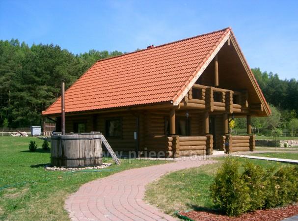 Baublių sodyba netoli Klaipėdos įsikūrusi vaizdingo kraštovaizdžio draustinyje (prie Minijos upės) - 7