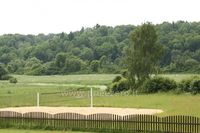 Baublių sodyba netoli Klaipėdos įsikūrusi vaizdingo kraštovaizdžio draustinyje (prie Minijos upės) - 15
