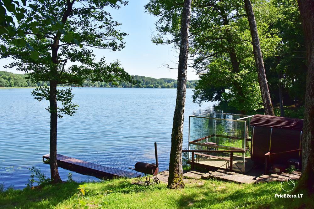 Kempingas Slėnyje prie Galvės ežero - 26