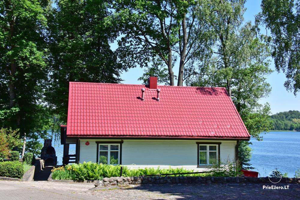 Kempingas Slėnyje prie Galvės ežero - 45