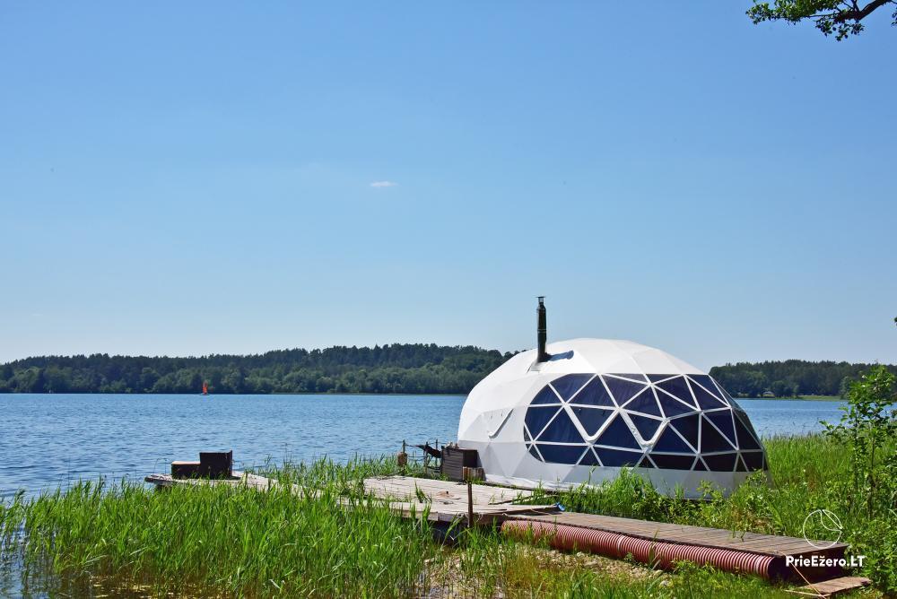 Kempingas Slėnyje prie Galvės ežero - 53