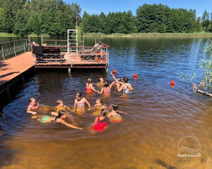 """Sodyba Jums"" Trakų raj. ant ežero kranto iki 80 asm. su nakvyne - 42"