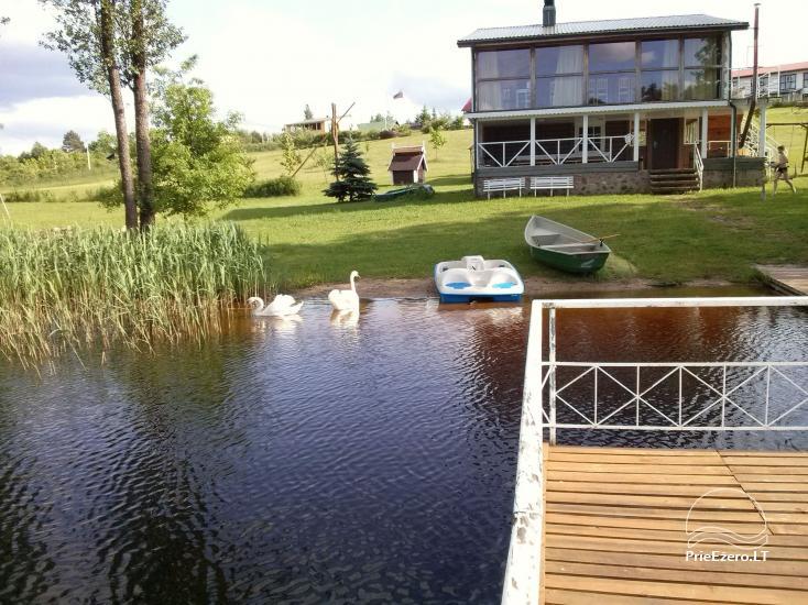 """Sodyba Jums"" Trakų raj. ant ežero kranto iki 80 asm. su nakvyne - 33"