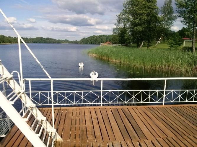 """Sodyba Jums"" Trakų raj. ant ežero kranto iki 80 asm. su nakvyne - 39"