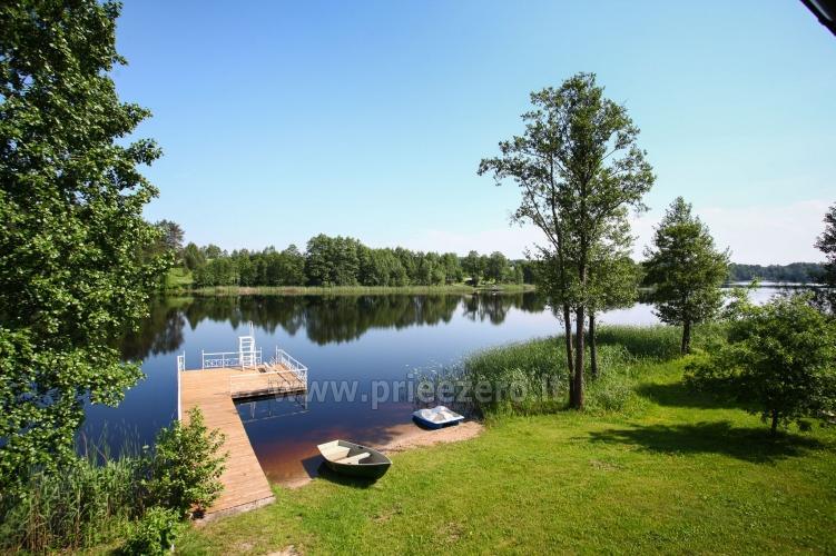 """Sodyba Jums"" Trakų raj. ant ežero kranto iki 80 asm. su nakvyne - 38"