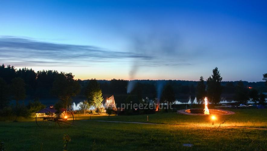 """Sodyba Jums"" Trakų raj. ant ežero kranto iki 80 asm. su nakvyne - 31"