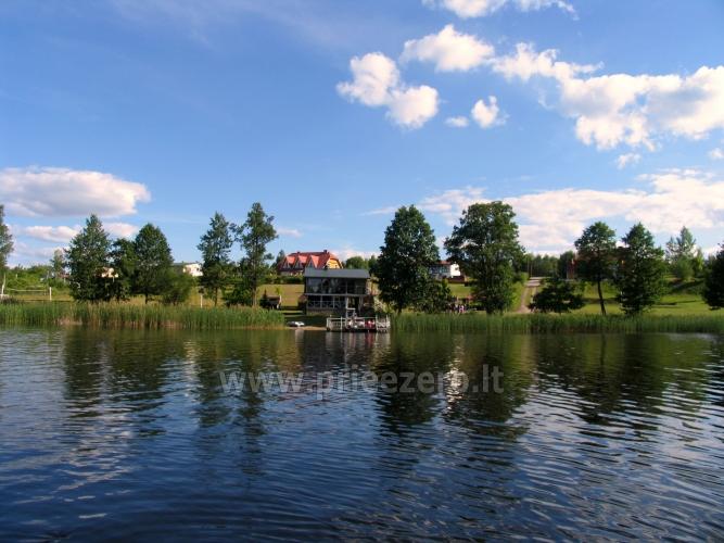"""Sodyba Jums"" Trakų raj. ant ežero kranto iki 80 asm. su nakvyne - 1"