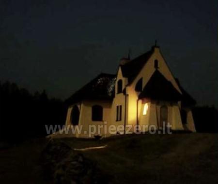 Poilsis Augustave Lenkijoje prie ežero ir prie upės Dom w lesie - 4