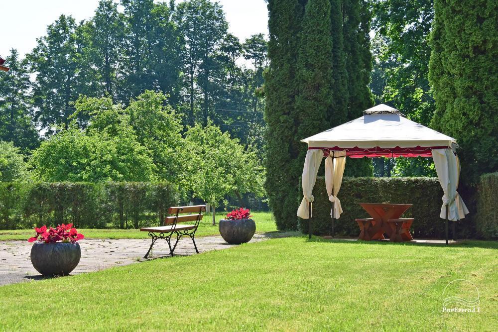 Senoji Sodyba Anykščių rajone prie Šventosios upės - namelių nuoma šventėms bei šeimos, draugų poilsiui - 26