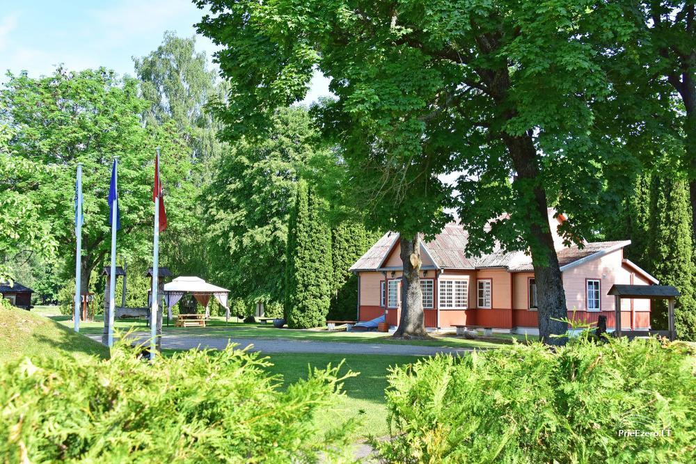 Senoji Sodyba Anykščių rajone prie Šventosios upės - namelių nuoma šventėms bei šeimos, draugų poilsiui - 27