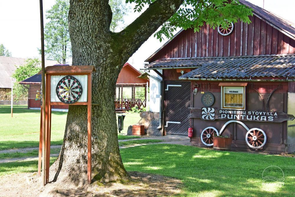 Senoji Sodyba Anykščių rajone prie Šventosios upės - namelių nuoma šventėms bei šeimos, draugų poilsiui - 51