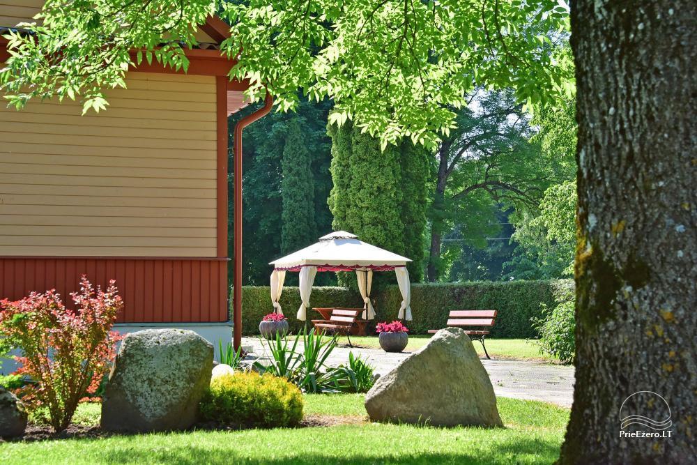 Senoji Sodyba Anykščių rajone prie Šventosios upės - namelių nuoma šventėms bei šeimos, draugų poilsiui - 25