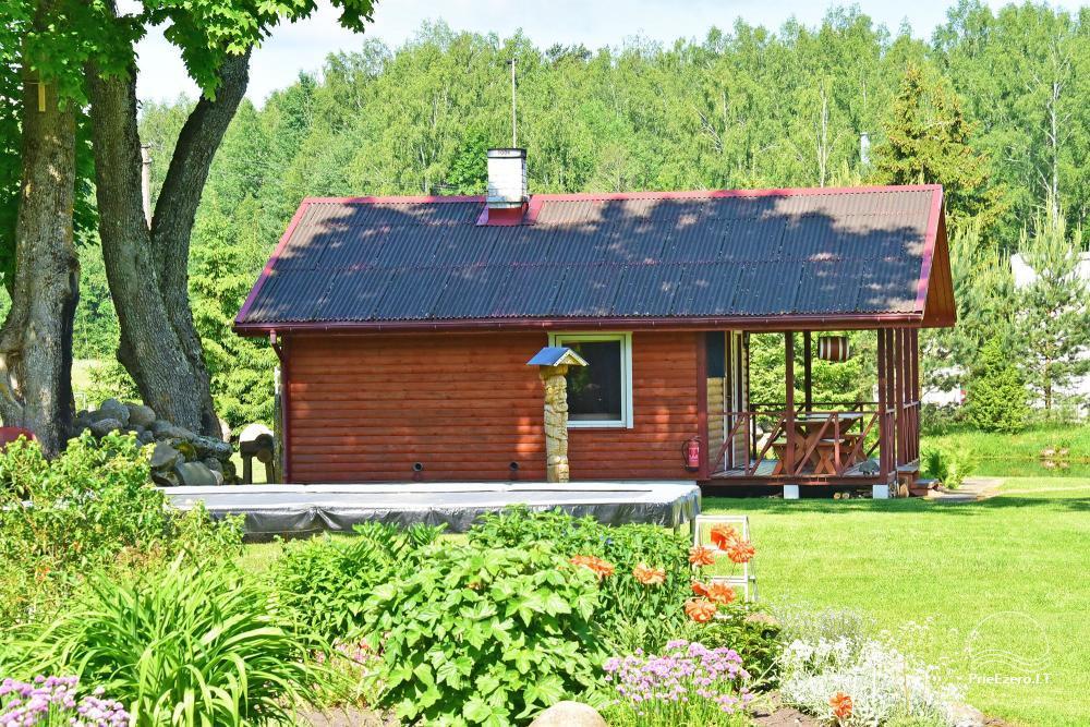 Senoji Sodyba Anykščių rajone prie Šventosios upės - namelių nuoma šventėms bei šeimos, draugų poilsiui - 41