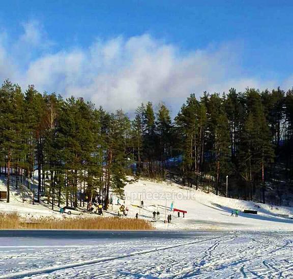 1,7 km iki Lietuvos žiemos sporto centro su SLIDINĖJIMO TRASOMIS!
