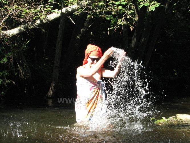 Felikso Laivio sodyba. Ritualinės pirtys, masažai. Sveikatingumo programa Gamtos Galios - 16