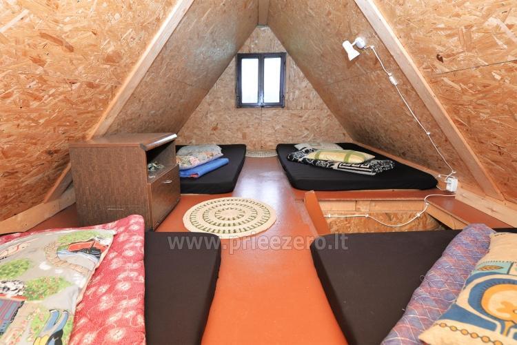 Felikso Laivio sodyba. Ritualinės pirtys, masažai. Sveikatingumo programa Gamtos Galios - 52