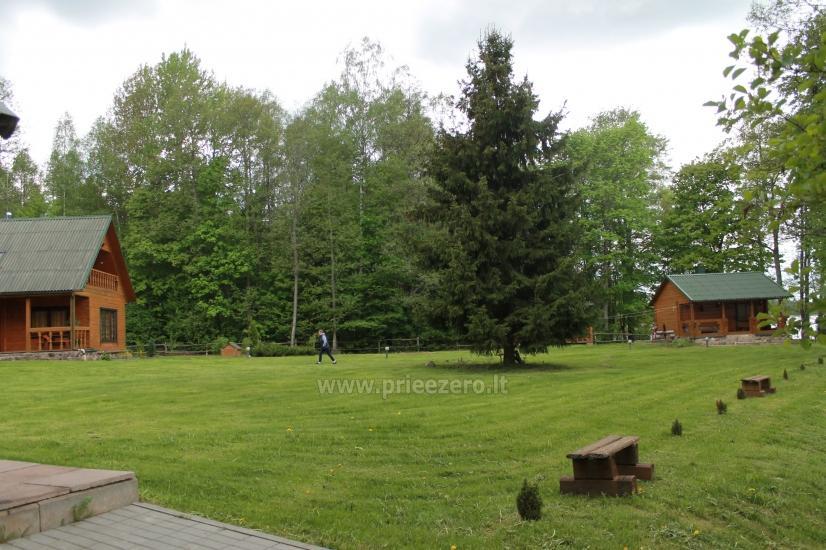 Sodyba viensodyje Ignalinos rajone prie Sungardo ežero - 1