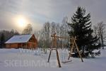 Sodyba viensodyje Ignalinos rajone prie Sungardo ežero - 4