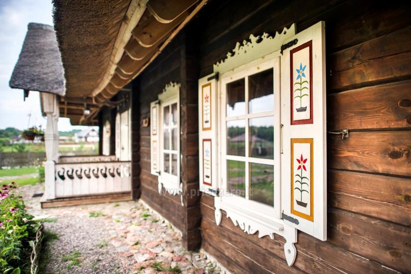 Lietuviška etnografinė kaimo turizmo sodyba Klaipėdos rajone Gribžė - 7