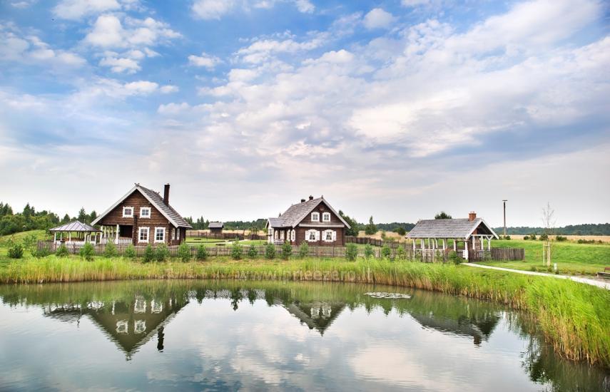 Lietuviška etnografinė kaimo turizmo sodyba Klaipėdos rajone Gribžė - 8