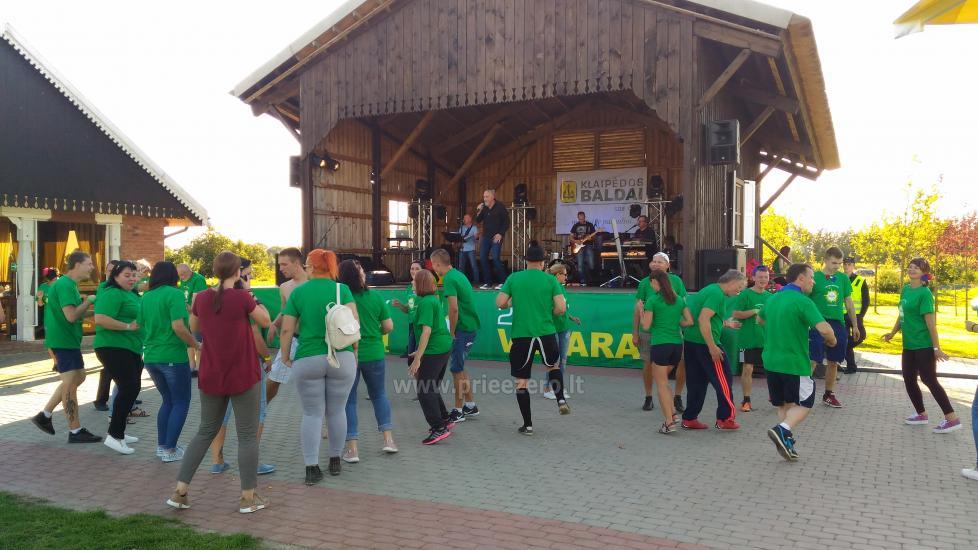 Lietuviška etnografinė kaimo turizmo sodyba Klaipėdos rajone Gribžė - 30